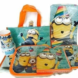 Despicable Me Minions Birthday Party Bundle for 8